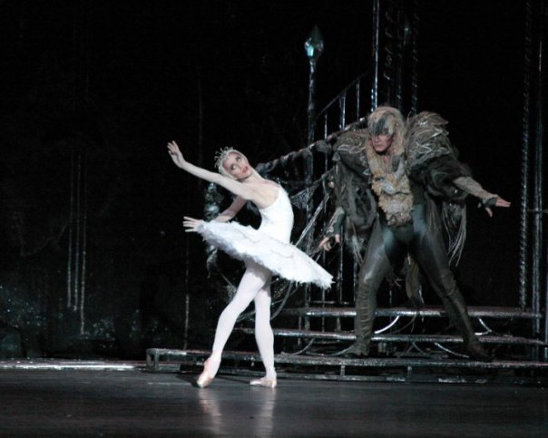 mengini:  The Royal Ballet