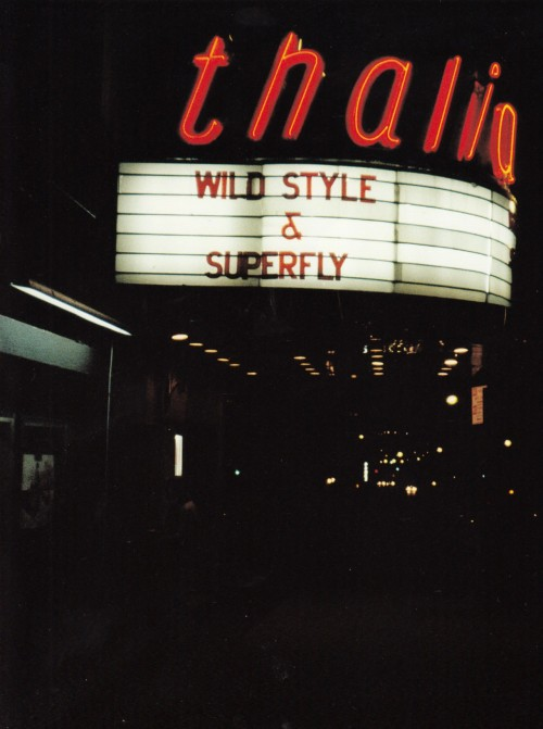 oldnewyork:  urbanmetaphysics:  New York City, c. 1985.  I used to go to this theater as a kid.