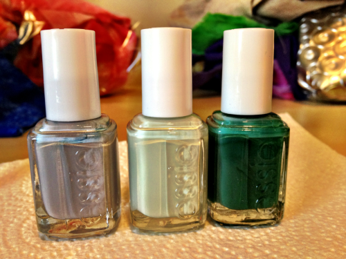 I can't decide which color to do for my birthday!