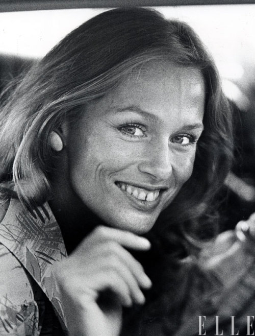 elle:  Iconic Lips Since Lauren Hutton, many gap-toothed models have achieved success—Lara Stone, Abbey Lee Kershaw, and Lindsey Wixson, to name a few—but it was Hutton who paved the way.  See more celebrities with signature lips! Photo: Getty Images