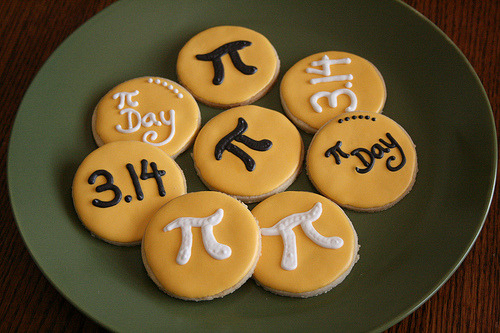 Happy Pi Day y'all!