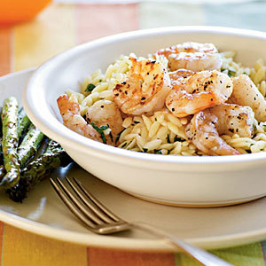 Lemon Pepper Shrimp Scampi … I think I could have this twice a week :) Make!!