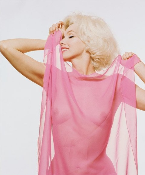 Marilyn from The Last Sitting by Bert Stern, 1962
