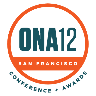 Tomorrow is the deadline to submit ideas to the ONA12 Session Selector! Don't wait any longer to submit that session idea (or ideas) for the 2012 Online News Association Conference & Awards Banquet, Sept. 20-22, in San Francisco. Use our Session Selector to add to the growing number of fresh and creative entries for great sessions and speakers from our dynamic community of journalists, technologists and entrepreneurs. Submit your ideas to us by tomorrow for consideration at this year's Online News Association Conference, ONA12.