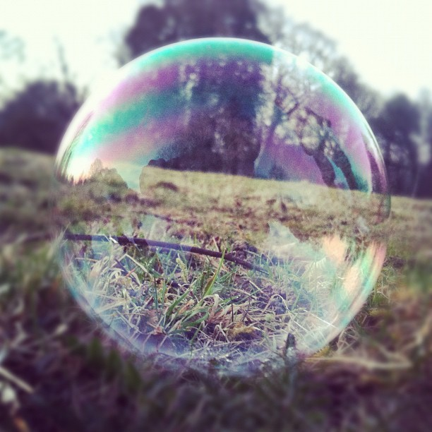 Bubbles!!! (Taken with instagram)