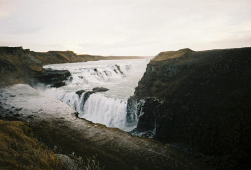 gullfoss by dom christie on Flickr.