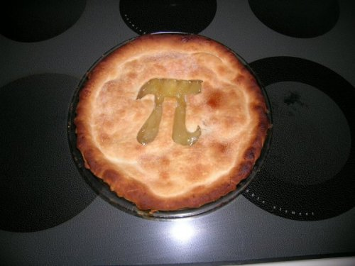 Happy Pi Day Gallery [click for more] It only comes once a year. At least, I think—I don't know, I suck at math. Here's a whole album to celebrate!