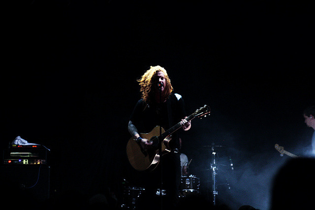 Travis Clark on Flickr.We The Kings Get Your Heart On! Tour, Madrid 12/03/2012