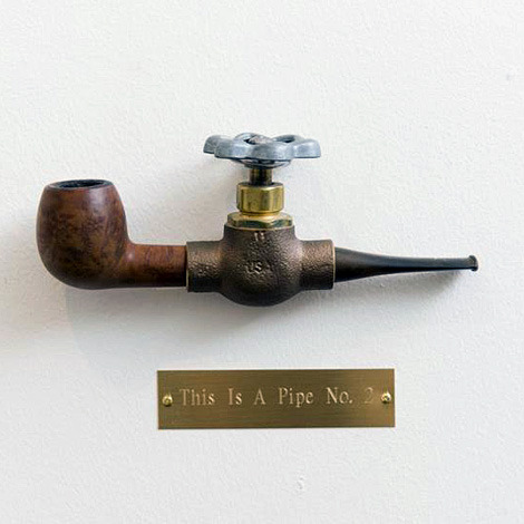 desigfer:  This Is A Pipe No. 2  This is pretty great