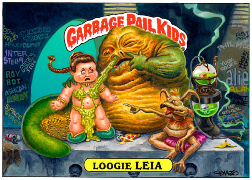 laughingsquid:  A New Garbage Pail Kids Feature Film is Being Planned