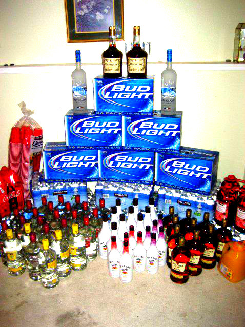 that's going to be mi casa durring spring break!