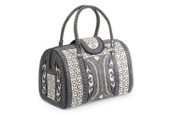 "#LagaHandbags are #handmade in #Aceh, #Indonesia by women who survived the tsunami that took the lives of over 285,000 people.  The wonderfully creative hand-guided embroidery patterns are indigenous to this area and have been passed down from generation to generation.  Laga handbags are sewn on pedal-driven, non-electric treadle sewing machines, Each handbag is a unique piece of historical art.  These beautiful handbags have been given Indonesian names that depict an aspect of hope after the devastation of the tsunami: ""Damai"" (peace), ""Sehat"" (healthy), ""Percaya"" (believe), ""Pagi"" (morning).  Each handbag is made from nylon polyester blend material with the highest quality nylon polyester embroidery thread so that your Laga Handbag is water and stain-resistant. Handbags are lined with luxurious silk satin lining.  Original, creative, authentic and attractive, each handbag sold provides renewed hope for a better tomorrow. Get it Here Click Pic"