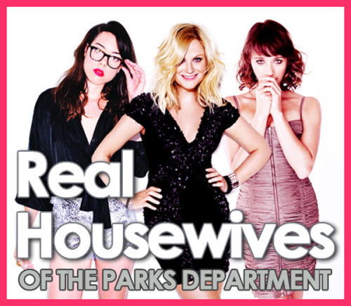 "I have an embarrassing confession to make: I'm addicted to Real Housewives shows, and all things Bravo, really.  So embarrassed of this am I that I have yet to write a RH-themed article for the site, despite what linkbait it could be.  But I finally unleashed this addiction in full-force today, when I wrote Real Housewives of Your Favorite Shows. Is it possible to be a geek and still enjoy Bravo? Or is it sacrilege? Look, I know RH shows are terrible and mindless, but that's exactly what I need some nights, after an especially mentally exhausting day. I just wanna watch b*tches argue about throwing lavish charity parties and not inviting each other, OK??But you'd be surprised how much RH-esque drama you can spot on other shows sometimes ;-)  Inspired by SNL's ""Real Housewives of Disney,"" I did a little imagining of my own, you be the judge of the result… ;-)"