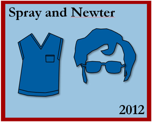 Spray and Newter 2012