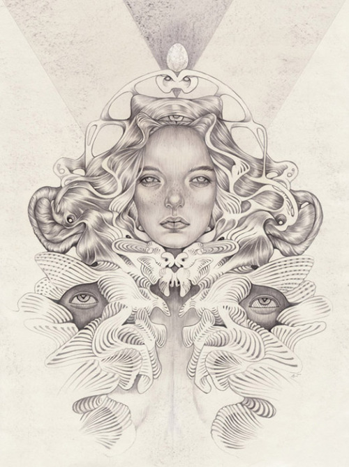 Illustration by Martine Johanna
