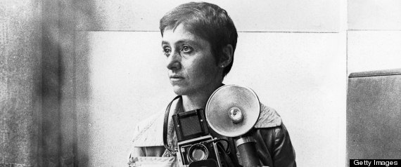 huffpostarts:  (via Happy Birthday, Diane Arbus!)