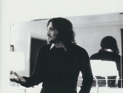 Handsome John Frusciante is handsome.