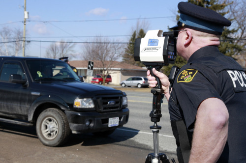 "Police run special blitz during March Break Distracted Driving Kelly Gagné The Pioneer March 12, 2012   With students out on their March break, local OPP officers will be focusing on catching speeders and distracted drivers to help keep roads safe.  ""Operation Safe Break"" began on March 10 and will run until March 18. Officers will have zero tolerance for those who drive distracted, aggressively or speed during the break. The aim of the operation is to help reduce injuries and deaths on the roads, trails and waterways.  Quinte Region Traffic Coalition (QRTC) is a partnership of the Hastings & Prince Edward Counties Health Unit, Belleville Police Service, Stirling-Rawdon Police Service and the OPP detachments serving Central Hastings, Quinte West, Prince Edward County and Bancroft. With this coalition, officers will be out monitoring local roads and reducing the risk of dangerous drivers according to the QRTC.   Distracted driving has been a problem in Ontario for the last few years. Cellphones and GPS units have become one of the biggest distractions for drivers young and old.  The ban on handheld devices has been in effect since Oct. 26, 2009, making it illegal for drivers to talk, text, type, dial or e-mail using handheld communications, with the exception of emergency calls.  According to the Ministry of Transportation, studies have shown that a driver using a cellphone is four times more likely to be in a collision than a driver focused on the road.  Kaytee Townson, 25, of Trenton, was convicted of distracted driving late last year, when she was caught with her phone in hand while driving near her town home.  ""I was looking for my phone because I dropped it in my car. I didn't even see the officer parked over by a stop sign, and when I found my phone, it was in my hand and then the cop was pulling me over a minute later,"" said Townson.  ""I was distracted because I was bent over looking for my phone when I should have been watching the road. I will definitely pay more attention now after paying the $155 fine.""  Officers don't need to be parked to catch people for distracted driving. Officers on duty will also catch people when they are stopped at a stoplight, or in parking lots.  ""Distracted driving charges are solely based on observation. We have to see it happening. It can be tricky, but as trained police officers, keen observation is a skill of ours,"" said Const. Dave Snider of Quinte West OPP.  Provincial Constable Dan Wilton has been a traffic management officer for Quinte West for 31 years, and says that with the new laser radar technology, catching people with distracted driving is becoming easier.  ""With the new radars we've gotten, we can catch speeding motorists from over 300 metres away, and with the zoom on the scope, we can see into their vehicles and see people eating, or talking on cellphones,"" said Wilton.  Cell phones and GPS units aren't the only causes of distracted driving.  Women who apply makeup while driving, those who adjust the radio or play with CDs, eat or drink, even chat with passengers in their vehicle are distractions. Anything that takes your eyes off the road, or your hands off of the wheel, are distractions and can lead to being charged.  Wilton's partner, Ray Lalonde, described some stories of his experience of pulling people over who were speeding and eating, applying makeup, and he even pulled over one man who was driving and doing about 115 km/h while reading a cookbook.  ""It was probably one of the most bizarre scenarios I've ever seen. It was extremely dangerous for him to be driving at that speed and to not have his full attention on the road."" said Lalonde.  ""A lot of the time, the people charged with distracted driving aren't paying enough attention to even realize that the officer on duty is watching them commit the offence. It just proves how dangerous distracted driving can be, and how much of your attention is taken away from the road when you're on your phone,"" said Snider.   Published March 14th online at Qnetnews.ca and in print for the Pioneer Paper. Article & Photo by Kelly Michelle Gagné"