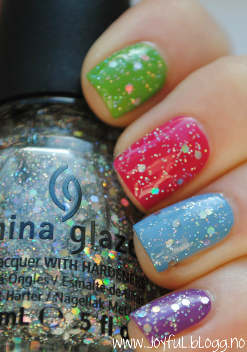 China glaze - Techno