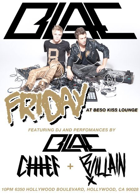 Come party with us THIS BLAC Friday at Beso in Hollywood!!! Gonna be a crazy night!!!