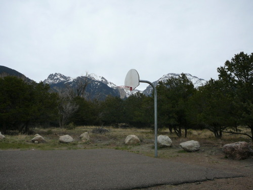 Playground—Crestone, Colorado