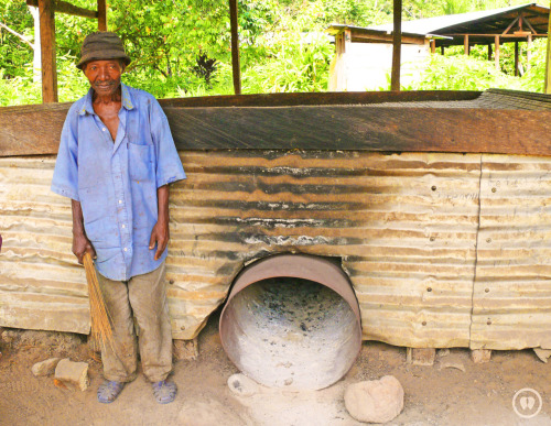 Ekwehnoge, a cocoa farmer in Ekanjoh Bajoh will be able to boost the quality of his crop with clean water. With higher quality crop, Ekwehnoge will be able to collect a higher income for himself and his family.   Learn more at www.thewatercollective.org