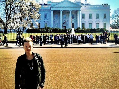 fuckyeahsaulikoskinen:  Sauli at the White House :)
