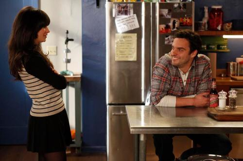 From last night's episode of New Girl. ;]