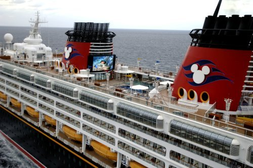 Day 19 - A picture of something you love to do. Disney cruise!