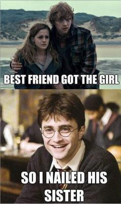 Harry Potter lol!