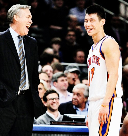 knickslinning:    Thank you coach D for all you've done, most especially thank you for giving Lin the opportunity he deserved.
