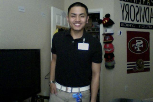 Off to work! :] hit me up!