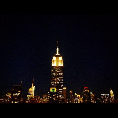 NYC (Taken with instagram)