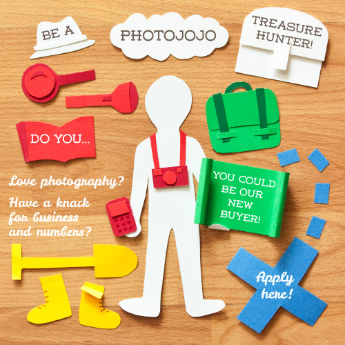 photojojo:  Win a $100 Gift Card to the Photojojo Store! We're looking for someone fabulous to fill our open Buyer Position at Photojojo. You probably know a few fabulous people. Right? Right. Help us spread the word by rebloggin' this post TODAY. We'll pick one lucky duck to win a hundo!