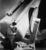 In 1983, The telescope is named after renowned American astronomer Edwin P. Hubble. Learn More