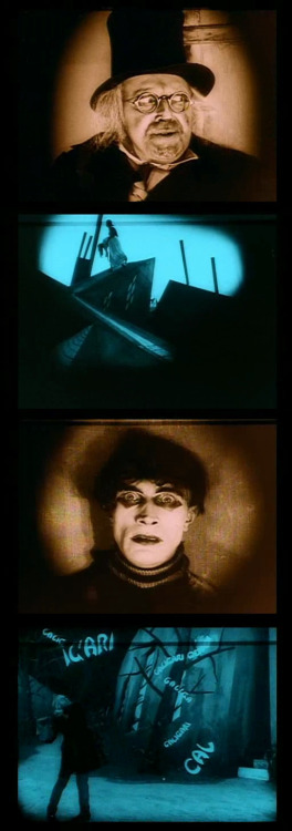 moviesinframes:  Das Cabinet des Dr. Caligari, 1920 (dir. Robert Wiene)By CrazyS