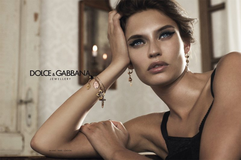 couture-kitty:  Bianca for D&G Jewellery