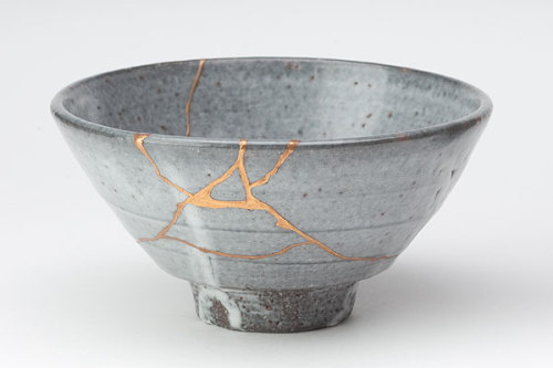 Kintsugi; on restoring the broken