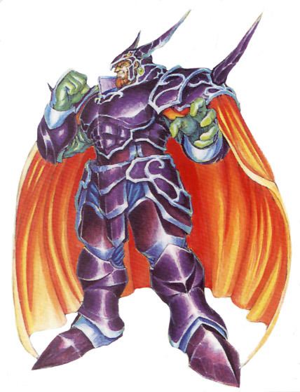 Remember that time Ganondorf was the villain in the first Breath of Fire?