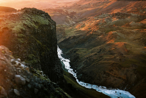 Háifoss by Lighthouse Keeperess on Flickr.