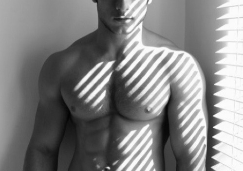 cocktaste:  SHADOWS & LIGHT / CHEST & NIPPLES