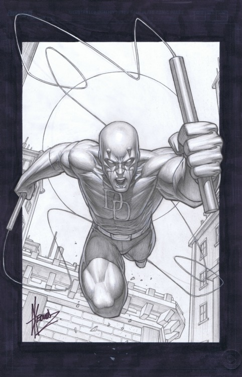 Daredevil by Dale Keown