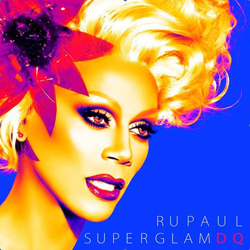 RuPaul - Sexy Drag Queen