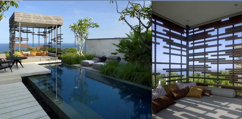 artarchitectureandthings:  ALILA VILLAS ULUWATU | WOHA  BALI, INDONESIA