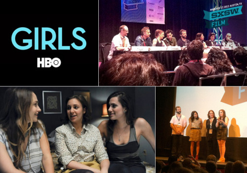 SXSW '12: Lena Dunham, Judd Apatow & The Team Behind 'Girls' Discuss The Brilliant New HBO Show