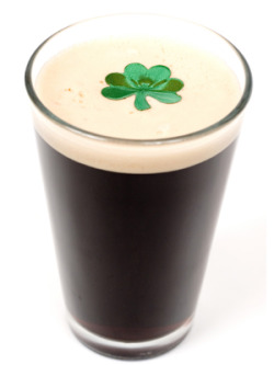 "Kiss Me, I'm an Irish Stout For those of us who generally imbibe darker beers during the darker days of winter, the sunset of this seasonal stretch is near. As far as stouts go, St. Patrick's day is generally this genre's retirement party. So here's my shout out to one of my favorite beer styles. The term ""stout"" originated as a heavy form of any beer style, during the 1700's in England you might order a stout lager or a stout porter. However, the stout porter came to be the most popular, soon eclipsing other styles in popularity in the mid 1800's. By the early 1900s stouts were the most popular beer in Ireland, and started to to be exported abroad. Of course, in order for beer to survive this journey it had to be brewed stronger, with a higher alcohol content. Hence a new sub genre came to be, known as Foreign Stout. Stouts are the only beer style that I know of which consistently used unmalted cereals in its grain bill. These range from roasted barley, flaked barley, and oatmeal. Besides contributing to distinct flavor profiles, use of these grains contribute to a richer, silkier mouthfeel.  As of 2005, there were only 19 breweries in Ireland. Guinness, Murphy's, and Beamish are all owned by international conglomerates and are largely seen as stifling the growth of Ireland's indiginous beer culture.  So on this St. Patrick's, why not enjoy a delicious beer not brewed in an enormous factory and shipped hundreds of miles? My two local picks are Lights Out Stout by Barrier Brewing or Potato Stout by Blind Bat Brewery. As for the whole 'Kiss me I'm Irish,' thing - I have no explanation."