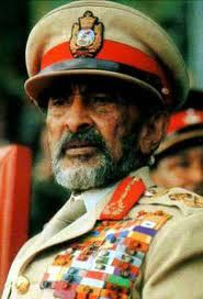 "everydaylifeasiseeit:  H.I.M. HAILE SELASSIE I on skin color ""I must say that, black and white as forms of speech,  as means of judging mankind,   should be eliminated from human society. Human beings are precisely the same,   whatever color, race, creed, or  national origin they may be."""