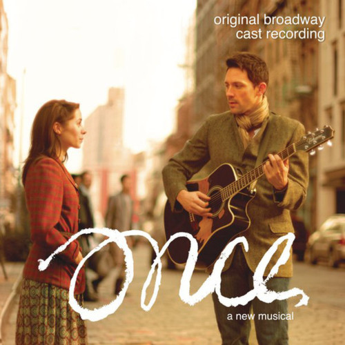 Once: A new musical  Very excited to see this!