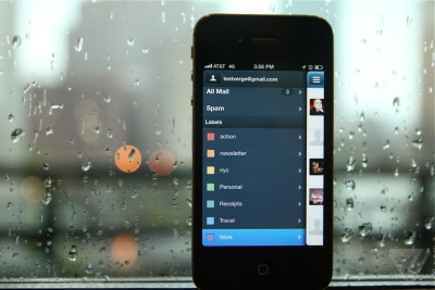 thisistheverge:  Sparrow for iPhone review Well, what timing tonight. Sparrow is now available for iPhone, and we also dig into how a startup built the Gmail app Google couldn't.