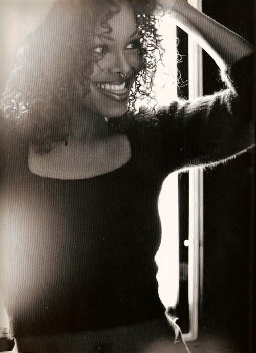 janetdamitajo:  One of my favorite pics of Janet.
